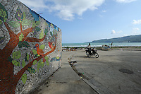 .Scenes from Jacmel town