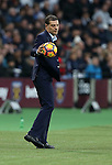 West Ham's Slaven Bilic in action during the Premier League match at the London Stadium, London. Picture date November 5th, 2016 Pic David Klein/Sportimage