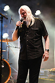 DELRAY BEACH - APRIL 26: Edgar Winter performs during the Beatles on the Beach music festival at the Crest Theatre at Old School Square on April 26, 2019 in Delray Beach, Florida. Photo By Larry Marano © 2019