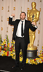 HOLLYWOOD, CA. - March 07: Director Nicolas Schmerkin poses in the press room at the 82nd Annual Academy Awards held at the Kodak Theatre on March 7, 2010 in Hollywood, California.
