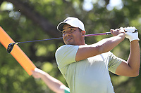 Jonathan Vegas (USA) on the 12th during the 2nd round at the WGC Dell Technologies Matchplay championship, Austin Country Club, Austin, Texas, USA. 23/03/2017.<br /> Picture: Golffile | Fran Caffrey<br /> <br /> <br /> All photo usage must carry mandatory copyright credit (&copy; Golffile | Fran Caffrey)