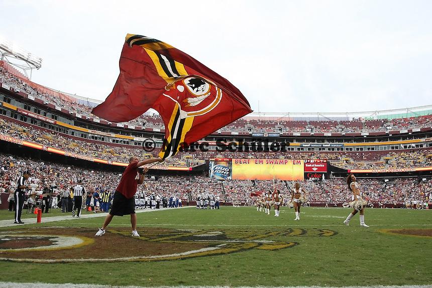 """Touchdownhymne der Redskins """"Hail to the Redskins"""""""