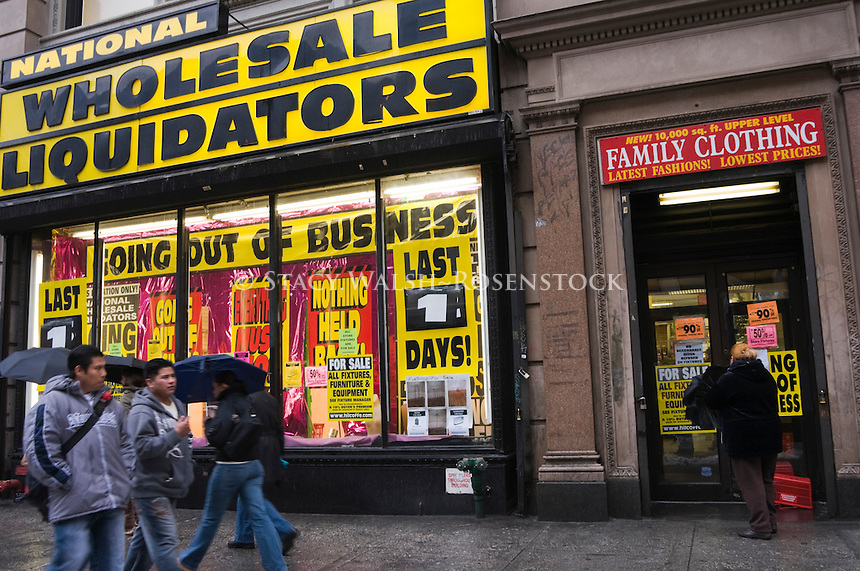 New York, NY - 28 January 2009 - National Wholesale Liquidators, which ciled for bankruptcy in November, 2008, is closing their stores effective January 30th. The family owned chain operates more than 50 stores in 10 states.