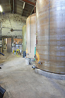 glass fibre fermentation tanks Chateau Belingard Bergerac Dordogne France