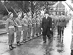 Eamonn DeValera in Kenmare.<br /> Photo Donal macMonagle