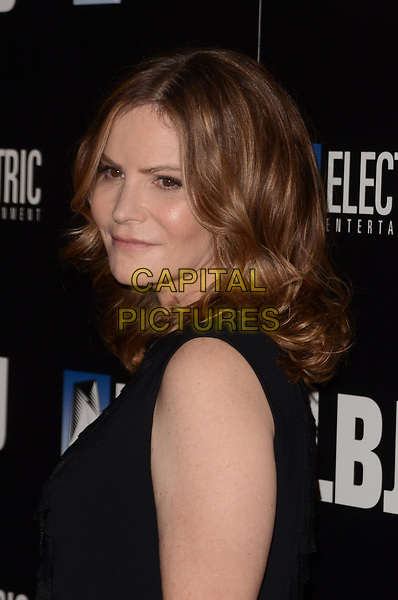 LOS ANGELES, CA - OCTOBER 24: Jennifer Jason Leigh at the premiere of Electric Entertainment's 'LBJ' at the Arclight Theatre on October 24, 2017 in Los Angeles, California. <br /> CAP/MPI/DE<br /> &copy;DE/MPI/Capital Pictures
