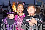 Pictured at the Killarney Legion Halloween party on Saturday evening were Bianca Lejwodia, Maks Leon and Caitlin Leon.