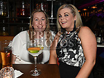 Margo Carney and Louise O'Brien enjoying the New year weekend in The Weavers. Photo:Colin Bell/pressphotos.ie
