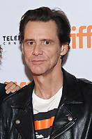 11 September 2017 - Toronto, Ontario Canada - Jim Carrey. 2017 Toronto International Film Festival - &quot;Jim &amp; Andy: The Great Beyond&quot; Premiere held at Princess of Wales Theatre. <br /> CAP/ADM/BPC<br /> &copy;BPC/ADM/Capital Pictures