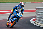 austin. tejas. USA. motociclismo<br /> GP in the circuit of the americas during the championship 2014<br /> 11-04-14<br /> En la imagen :<br /> Moto 3<br /> 42   ALEX RINS<br /> photocall3000 / rme