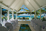Treasure Island Resort Chapel in the Mamanuca's, Fiji Islands