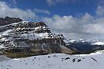 descente sur skoki valley.depuis deception pass