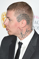 Professor Green<br /> in the winners room at the 2016 BAFTA TV Awards, Royal Festival Hall, London<br /> <br /> <br /> &copy;Ash Knotek  D3115 8/05/2016