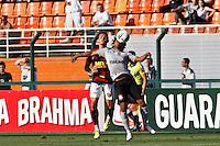 ATENÇÃO EDITOR: FOTO EMBARGADA PARA VEÍCULOS INTERNACIONAIS SÃO PAULO,SP,30 SETEMBRO 2012 - CAMPEONATO BRASILEIRO - CORINTHIANS x SPORT - Romarinho jogador do Corinthians durante partida Corinthians x Sport válido pela 27º rodada do Campeonato Brasileiro no Estádio Paulo Machado de Carvalho (Pacaembu), na região oeste da capital paulista na tarde deste domingo (30).(FOTO: ALE VIANNA -BRAZIL PHOTO PRESS).