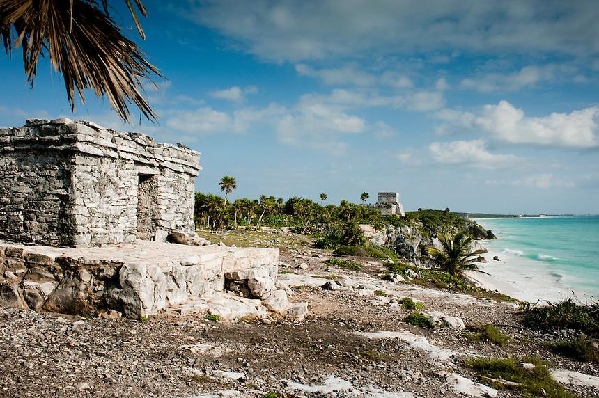 The Mayan ruins of Tulum, Quintana Roo