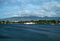 Honolulu: Arizona Memorial, Pearl Harbor. Photo '82.