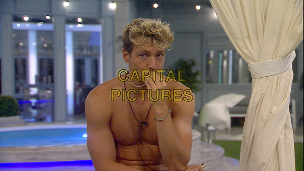 Celebrity Big Brother 2017<br /> Sam Thompson.<br /> *Editorial Use Only*<br /> CAP/KFS<br /> Image supplied by Capital Pictures