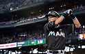 MLB Baseball 2017 : Miami Marlins at Seattle Mariners
