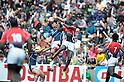 APRIL, 2012 - Rugby : HSBC Sevens World Series Tokyo Sevens 2012, between Japan 17-24 Kenya at Chichibunomiya Rugby Stadium, Tokyo, Japan. (Photo by Atsushi Tomura /AFLO SPORT) [1035]