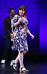 Kristen Anderson-Lopez on stage during the 9th Annual LILLY Awards at the Minetta Lane Theatre on May 21,2018 in New York City.