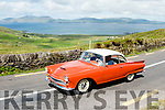 One of the rarest cars that took part in the 37th Kingdom Vintage, Veteran and Classic Car Club ' Ring of Kerry ' last Weekend was a 1959 DKW 1000 Sport seen here driving up the Coomakistha Pass outside Waterville with Ballinskelligs Bay in the back drop.