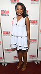 Eboni Booth attends the Opening Night photo call for 'Fulfillment Center' at New York City Center – Stage II on June 20, 2017 in New York City.