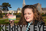 LOVE: Therese Sheehan who is issuing an appeal to the people of Kerry to carry a Donor Card.