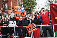 15-09-09 NPD am LAGeSo und Gegenprotest