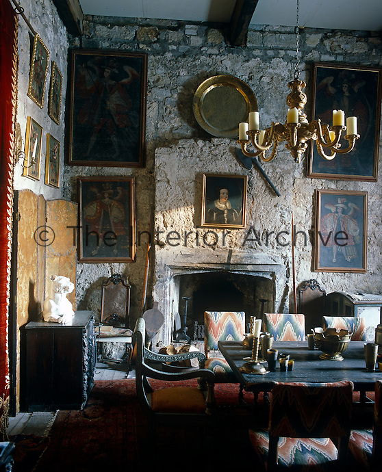 Christopher simon sykes the interior archive for Great british interior design