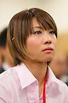 Yuka Fujimori, APRIL 22, 2013 : The Building up Team Japan 2013 for Sochi at Ajinomoto NTC, Tokyo, Japan. (Photo by AFLO SPORT)
