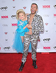 Eden Wood and Perez Hilton at Logo's New Now Next Awards held at Avalon in Hollywood, California on April 05,2012                                                                               © 2012 Hollywood Press Agency