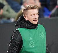 Marco Reus (Deutschland, Germany) - 09.10.2019: Deutschland vs. Argentinien, Signal Iduna Park, Freunschaftsspiel<br /> DISCLAIMER: DFB regulations prohibit any use of photographs as image sequences and/or quasi-video.