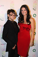Christian Siriano & Katie Lee Joel<br /> 2008<br /> Ultimate Shoe Sale to support Breast Cancer Research<br /> Photo By Adam Scull/CelebrityArchaeology.com