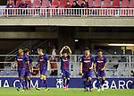 FC Barcelona B 1 v 0 Lorca FC - Jornada 10 - La Liga 1/2/3