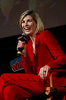 NEW YORK, NY - OCTOBER 7: Jodie Whittaker at  Doctor Who BBC America Official Panel at The Hulu Theater at Madison Square Garden at the 2018 New York Comic Con in New York City on October 7, 2018. <br /> CAP/MPI99<br /> ©MPI99/Capital Pictures<br /> CAP/MPI99<br /> ©MPI99/Capital Pictures