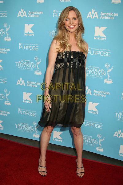 LAURALEE BELL.34th Annual Daytime Creative Arts & Entertainment Emmy Awards - Arrivals at the Hollywood & Highland Grand Ballroom, Hollywood, California, USA, .14 June 2007..full length.CAP/ADM/BP.©Byron Purvis/AdMedia/Capital Pictures.