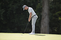 Brandon Stone (South Africa) putts on the 17th hole during the first round of the 100th PGA Championship at Bellerive Country Club, St. Louis, Missouri, USA. 8/9/2018.<br /> Picture: Golffile.ie | Brian Spurlock<br /> <br /> All photo usage must carry mandatory copyright credit (© Golffile | Brian Spurlock)