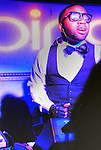 """keyboard guy with """"Janelle Monae"""" 01.21.11 @ The Bing House, during SFF2011 Park City, Utah, USA"""
