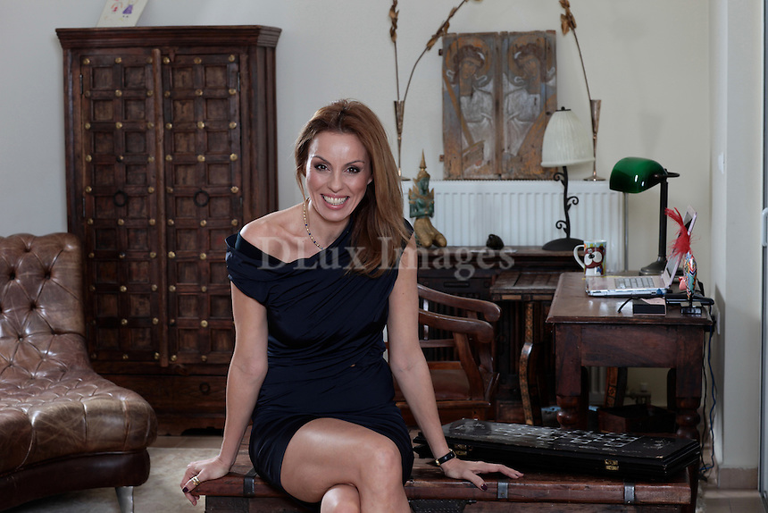 portrait of Ioanna Soulioti