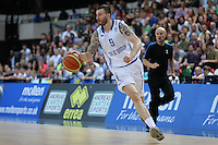 GB's Gareth Murray during the EuroBasket 2015 2nd Qualifying Round Great Britain v Bosnia & Herzegovina (Euro Basket 2nd Qualifying Round) at Copper Box Arena in London. - 13/08/2014