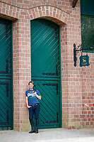 2017 GER-YARD VISIT: Daniel Meech. Niederkrüchten, Germany. Monday 31 July. Copyright Photo: Libby Law Photography