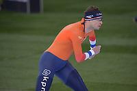 SPEEDSKATING: HAMAR: Vikingskipet, 28-02-2020, ISU World Speed Skating Championships, Sven Kramer (NED), ©photo Martin de Jong