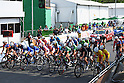 Start, <br /> SEPTEMBER 17, 2016 - Cycling - Road : <br /> Women's Road Race B<br /> at Pontal <br /> during the Rio 2016 Paralympic Games in Rio de Janeiro, Brazil.<br /> (Photo by AFLO SPORT)