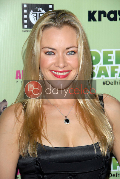 """Kristanna Loken<br /> at the """"Delhi Safari"""" North American Premiere, Pacific Theaters, Los Angeles, CA 12-03-12<br /> David Edwards/DailyCeleb.com 818-249-4998"""