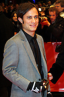 "Actor Gael Garcia Bernal at the Berlinale 2007, 57. Internationale Filmfestspiele Berlin / 57th Berlin International Film Festival, Premiere of ""Angel"""