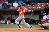 Bowling Green Falcons Jesse Rait (22) during a game against the Illinois State Redbirds on March 11, 2015 at Chain of Lakes Stadium in Winter Haven, Florida.  Illinois State defeated Bowling Green 8-7.  (Mike Janes/Four Seam Images)