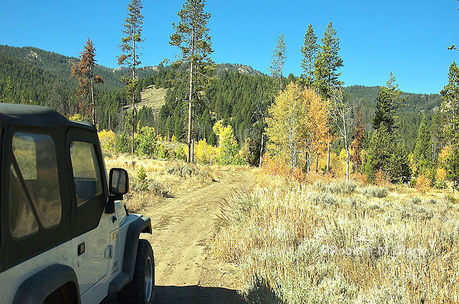 Squaw Creek area and Squaw Creek Rd