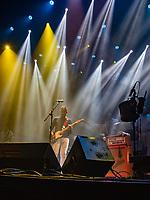 SAO PAULO, SP, 24.06.2018 - Jorge Ben Jor faz show, Salve Simpatia, no Espaço das Américas, zona oeste de São Paulo.
