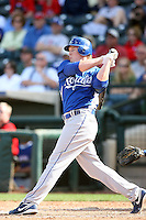 Brian Anderson, Kansas City Royals 2010 minor league spring training..Photo by:  Bill Mitchell/Four Seam Images.