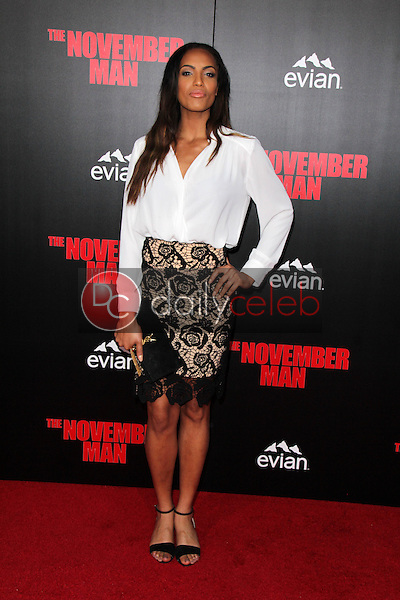 Ciera Foster<br />